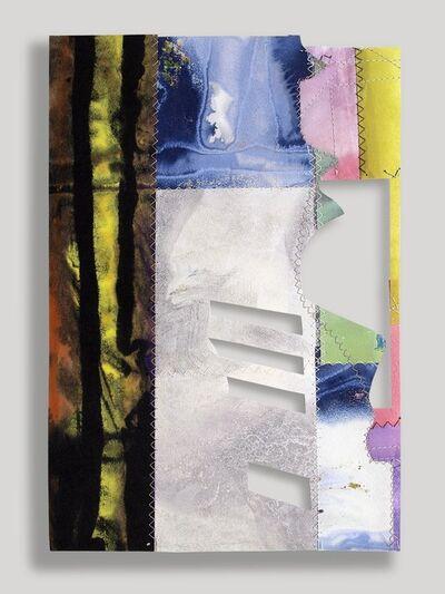 Sam Gilliam, 'Peru Collage VI', 2000