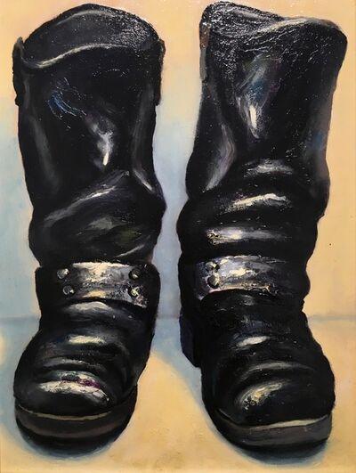 Ken Beck, 'Biker Boots', 2014