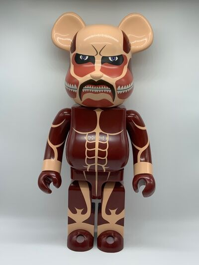 BE@RBRICK, 'Attack on Titan: The Colossus 1000%', 2014