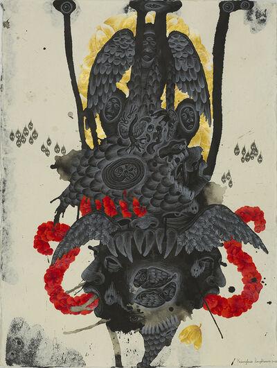 Kriangkrai Kongkhanun, 'The Golden Flower, Chapter 5 Lantern Light', 2015