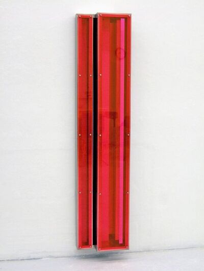 Tom Hollenback, 'Pink Lines', 2007