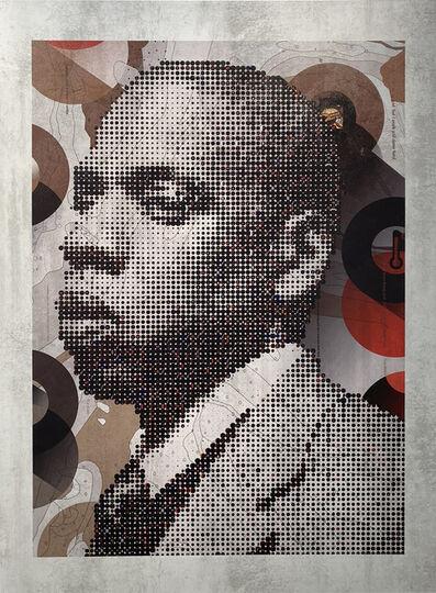 Tom Tor, 'Jay-Z', 2018
