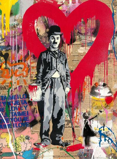 Mr. Brainwash, 'Charlie Chaplin', 2019