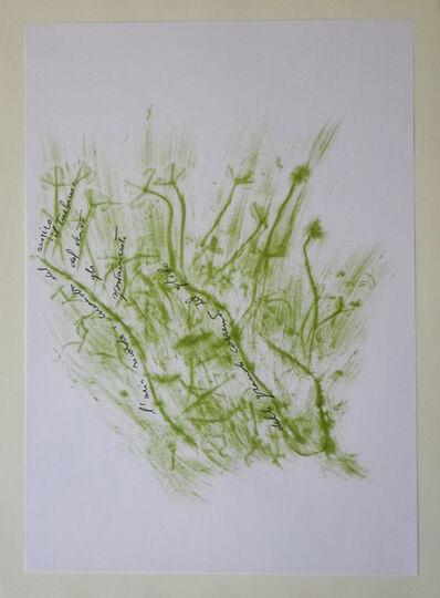Giuseppe Penone, '33 erbe (detail)', 1989