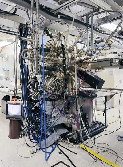 Thomas Struth, 'Epitaxy, JPL, Pasadena', 2014