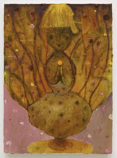 Keisuke Yamamoto, 'Potato pile princess', 2015