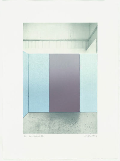 Paul Winstanley, 'Art School II', 2016