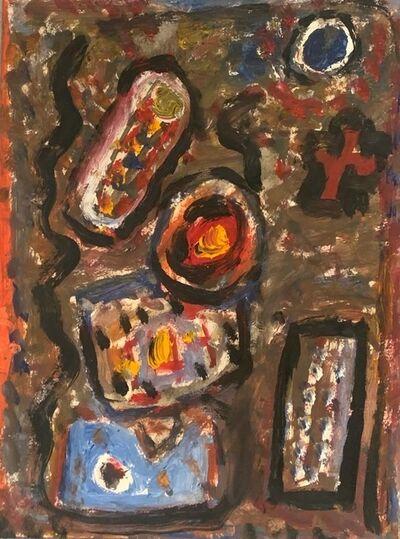 Alan Davie, 'Untitled', 2012