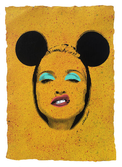 Silvio Alino, 'Pop Icon No. 16', 2015