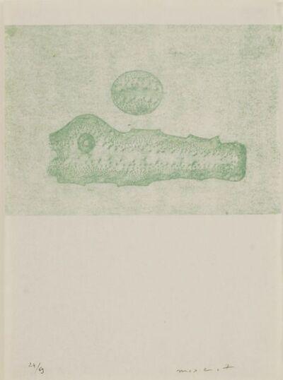 Max Ernst, 'Plate 35', 1970