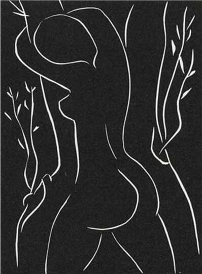 Henri Matisse, '...Elle y pose sa joue, Elle l'embrasse...', 1944