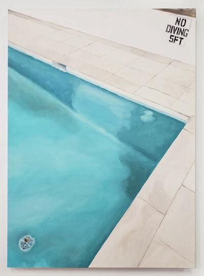 Sarah Kurz, 'No Diving ', 2019