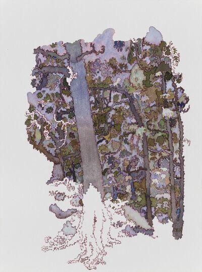 Shi Xinji, 'Landscape of Tan Zhe No.2', 2014