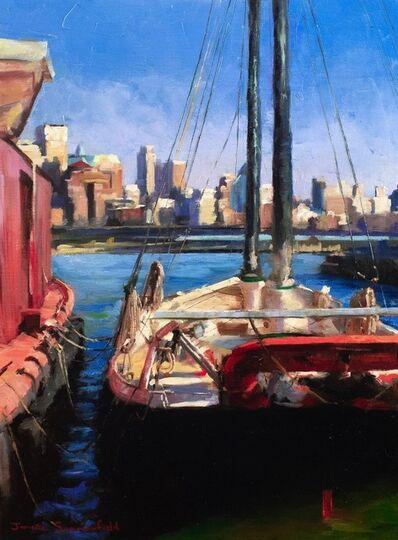 Jonelle Summerfield, 'View across the East River', 2018
