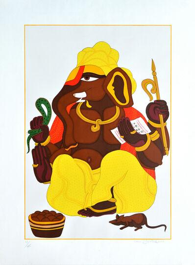 Thota Vaikuntam, 'Ganesh- II', 2014