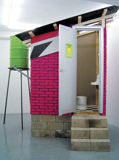 Marjetica Potrc, 'Caracas: Dry Toilet', 2004-2012