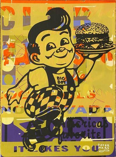 Peter Mars, 'Big Boy - Serving Charm ', 2014