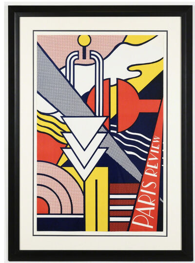 Roy Lichtenstein, 'Paris Review', 1967