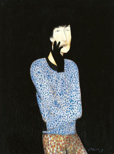 Chiu Yatsai, 'Gentleman', 1990s