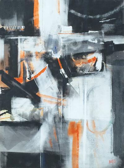 Walter Meigs, 'Night Lights', 1961
