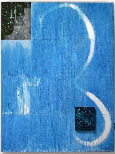 Jun WANG, 'Untitled-Blue', 2016