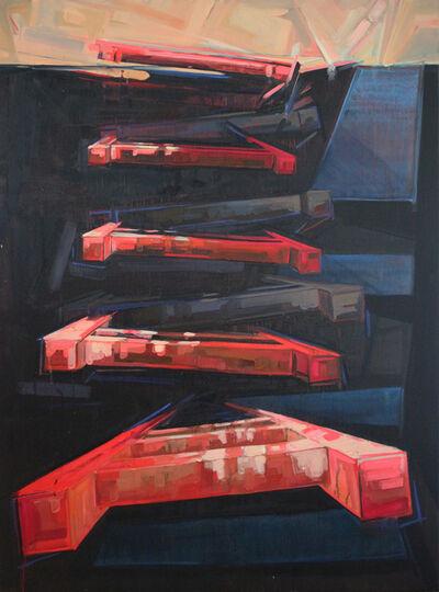 Linda Streicher, 'Sink or Swim'