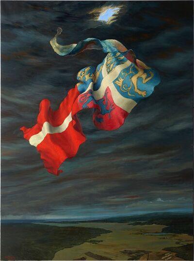 Peter Carlsen, 'The Battle at Lyndanis 1219', 2015
