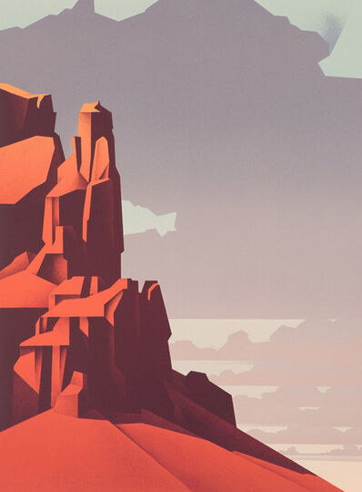 Ed Mell, 'Red Rock Afternoon', 20th/21st Century
