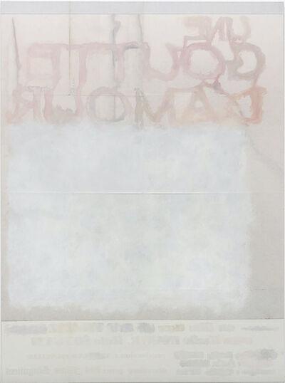 Benoit Platéus, 'Une goutte d'amour', 2015