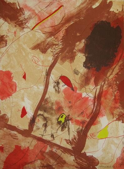 Josep Guinovart, 'Terra vermella', 2020
