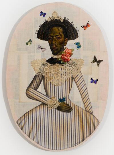 Timothy Cummings, 'Self Portrait as Princess', 1998