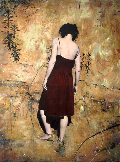 Ayline Olukman, 'Sandcastle', 2017