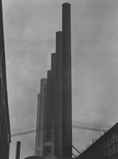 Edward Weston, 'Armco Steel, Middleton, Ohio', 1922