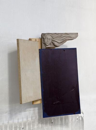 Qiu Xiaofei, 'Black Bird', 2016
