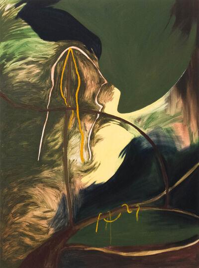 Julia Cundari, 'Branch Holding Kelp', 2019
