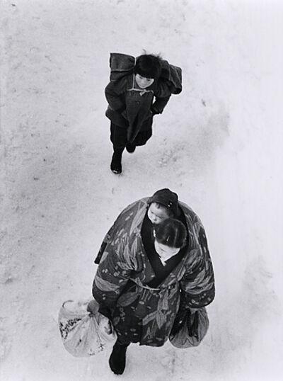 Kiichi Asano, 'Echigo-Tazawa', March 1957