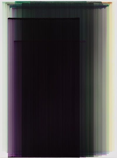 Seungtaik Jang, 'Layer Colors Painting 130-15', 2020