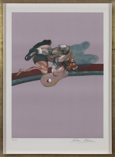 Francis Bacon, 'Triptych in Memory of George Dyer', 1971