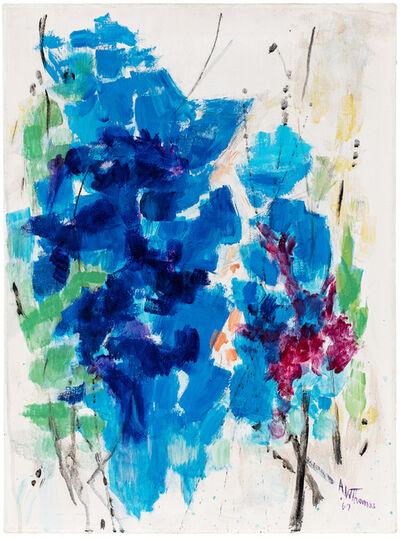 Alma Thomas, 'Forecast of Spring', 1967