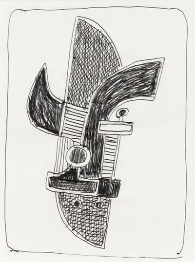 "Sorel Etrog, 'Untitled (""Construction"")', ca. 1970"