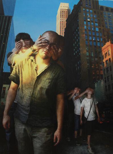 Deng Chengwen, 'Magnificent Sunset', 2012