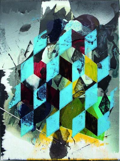 Hendrik Zimmer, 'o.T. ', 2016