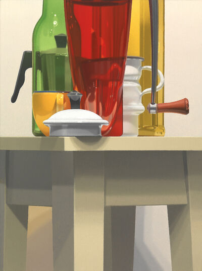Harold Reddicliffe, 'Ice Crusher and Bottles', 2016