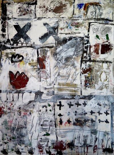 Vigintas Stankus, 'Collage I', 2015