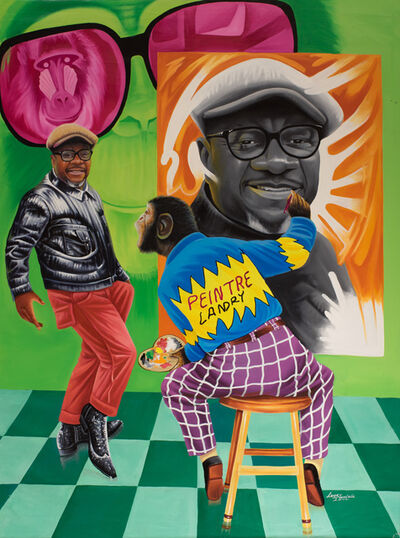 Mulala Landry, 'Papa Wemba  ', 2017