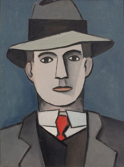 Jean Hélion, 'Homme au chapeau', 1943