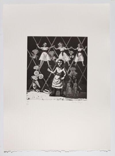 Paula Rego, 'Mary, Mary, Quite Contrary I', 1989