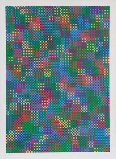 Tony Bechara, 'Entraphy', 1979