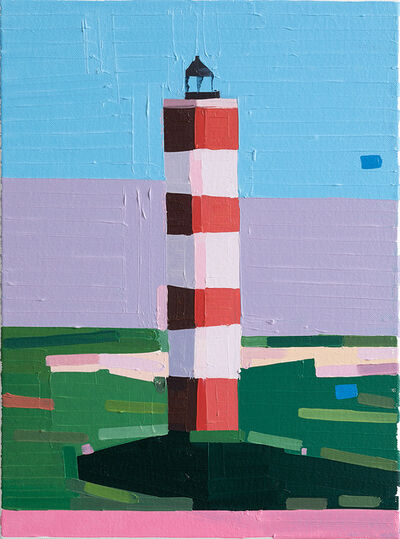 Guy Yanai, 'Jean-Dominique Bauby Lighthouse', 2020