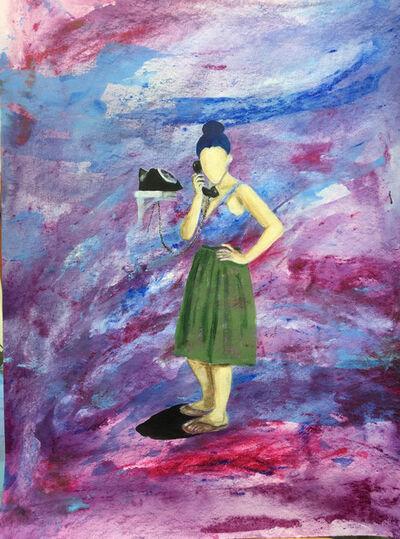 Shula Singer Arbel, 'Hello', 2018-2019